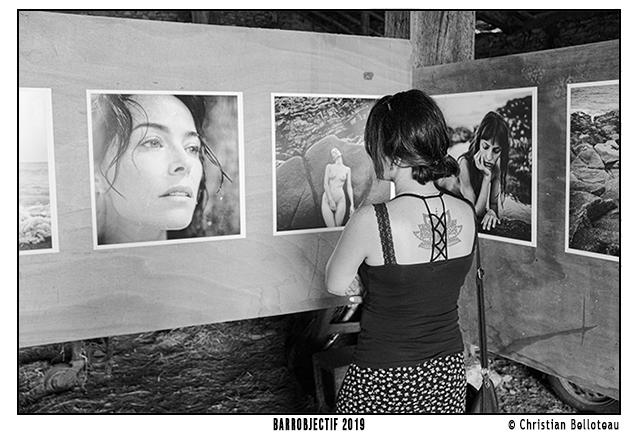 Exposition d'Angélique Boissière