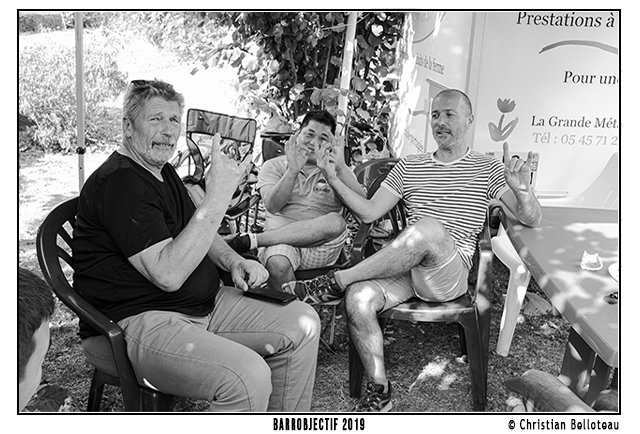 Philippe, Jacques et Marc