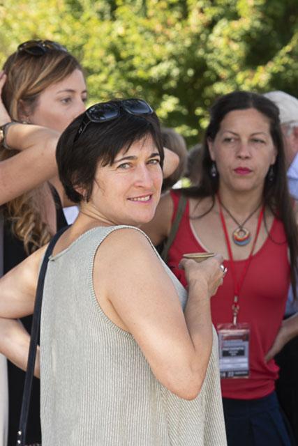 Aaurélie Lacouchie et Chiara Dazi
