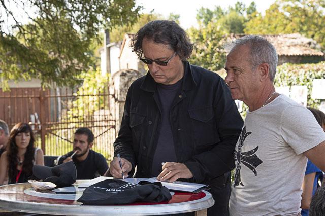 Paolo Pellegrin et Jean-Daniel Guillou
