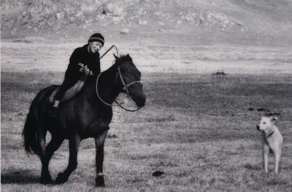 Les nomades Kirghizes