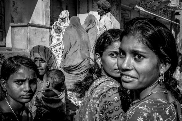Inde Rajasthan Pushkar fetes pelerinage