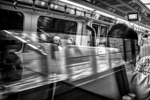 Dubaï métro
