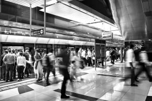 Dubaî métro