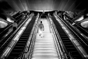 Dubaï métro©Tony Daoulas