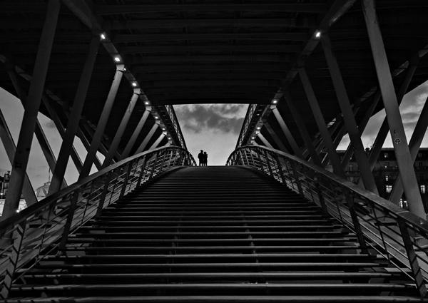Escaliers Urbains