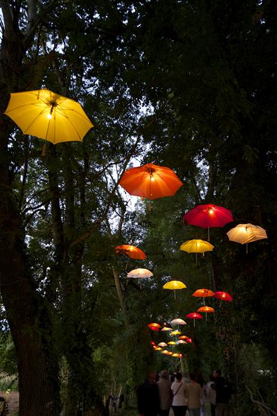 Les lumières des Sarabandes