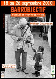 Affiche2009Barrobjectif -Marc Riboud