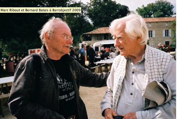 Mark-Riboud était l'invité d'honneur du Festival Barrobjectif en 2009.