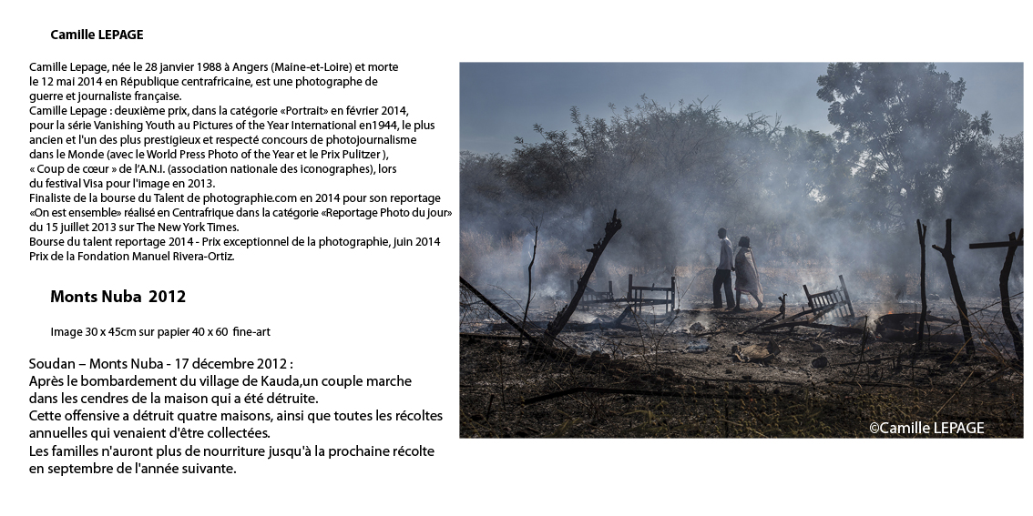Monts Nuba 2012