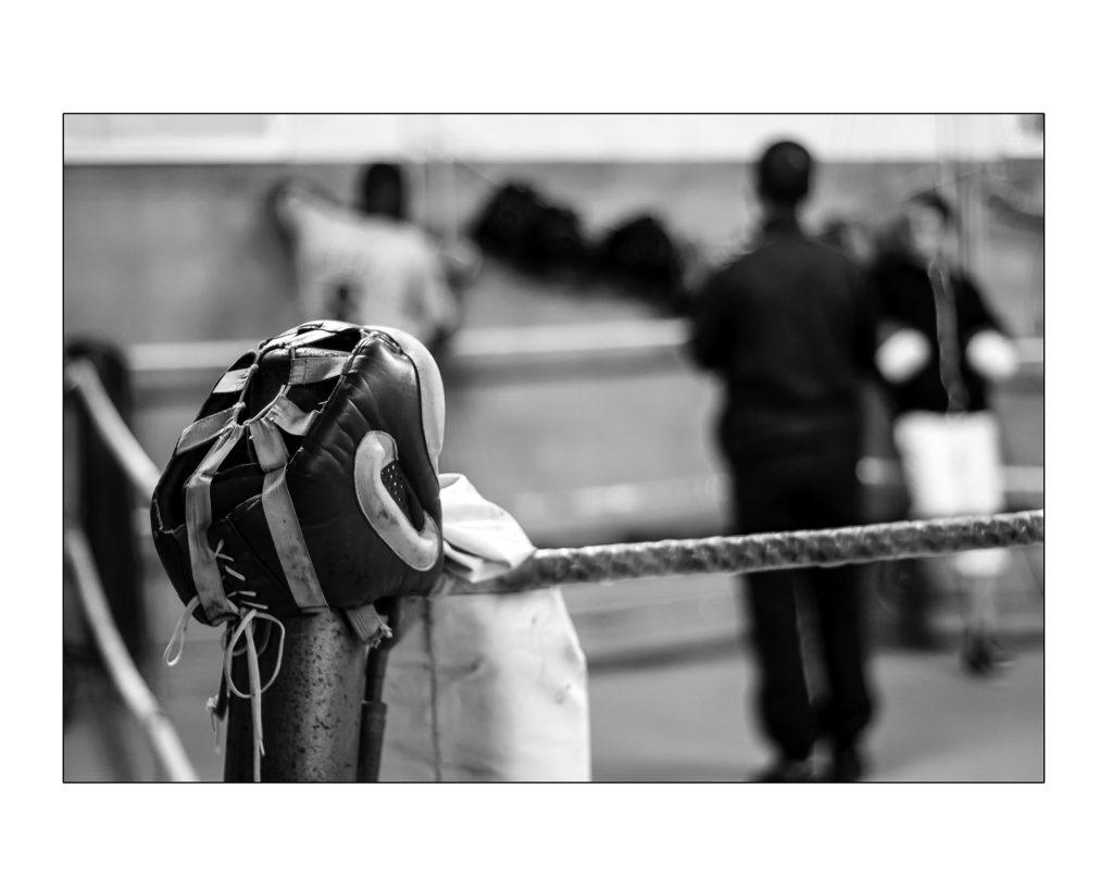 Club de boxe -Soyaux