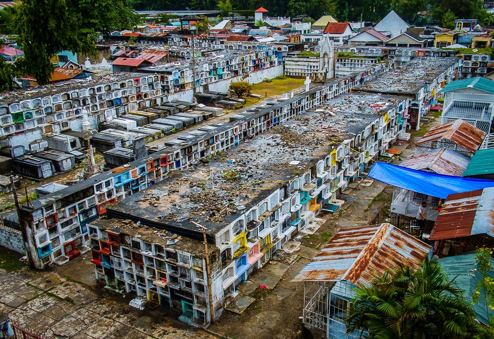 Cimetière de Carreta à Cebu