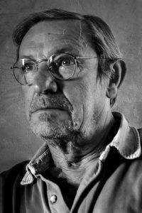 Portrait de Hubert Sacksteder