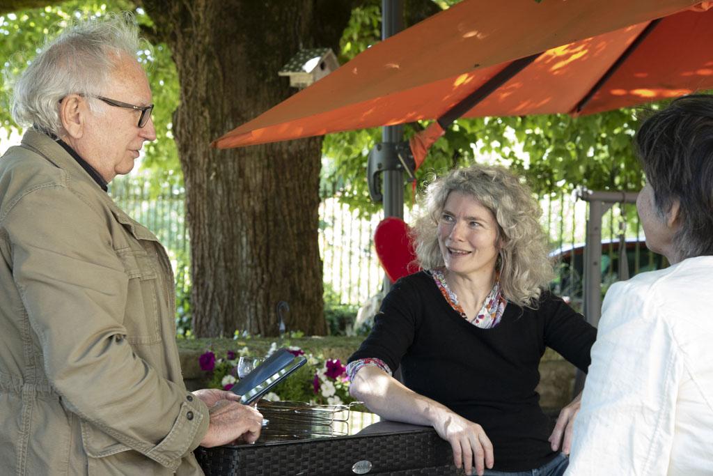 Interview de Peggy Calvez-Allaire et Nadia Delépine