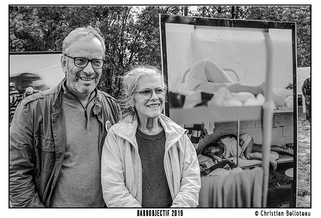 Gérard et Jane Evelyn Atwood