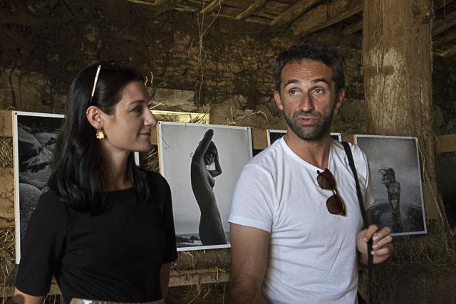 Angélique Boissière et Yohan Bonnet