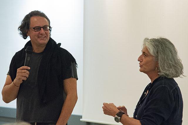 Paolo Pellegrin et Marie Dorigny