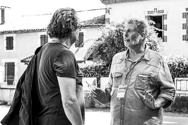 Paolo Pellegrin et Marc Wehrle