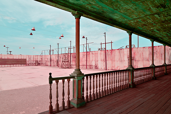 ville fantôme, salpêtre, Humberstone