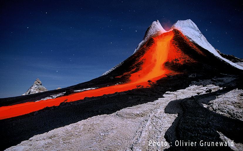 Volcan Ol Doinyo Lengaï