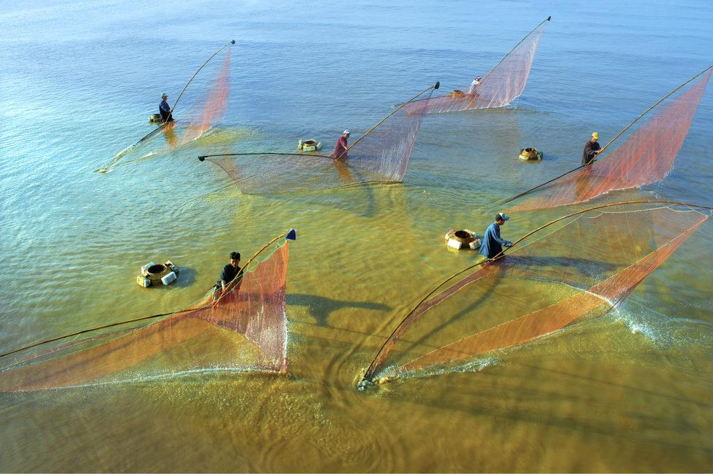 Vietnam -pêche