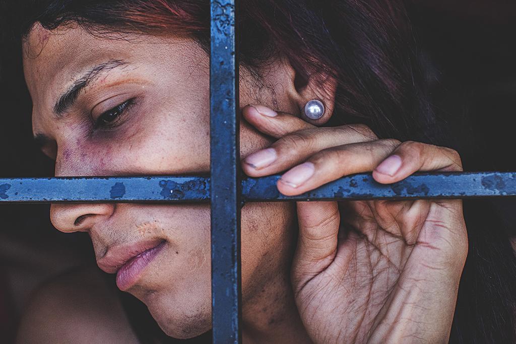 Une détenue transgenre en prison au Venezuela