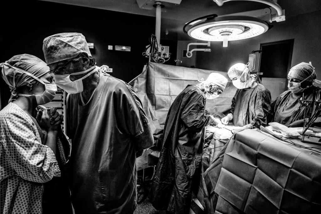 Le bloc anesthésie-chirurgical de Girac