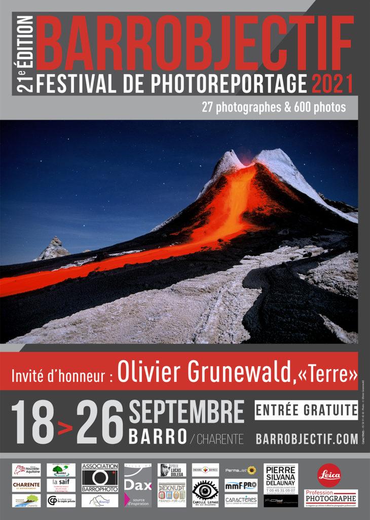 Festival BarrObjectif du 18 au 26 septembre 2021 à Barro en Charente